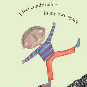 affirmation-card-for-kids-i-feel-comfortable-in-my-own-space