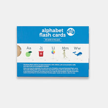 Load image into Gallery viewer, instruction-card-for-your-alphabet-flash-cards-pack