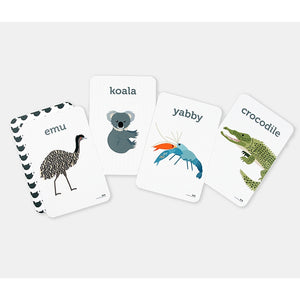 contents-of-aussie-animals-flash-card-pack