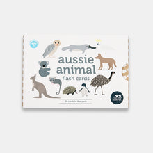 Load image into Gallery viewer, aussie-animal-flash-cards-for-kids