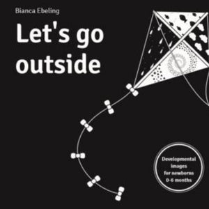 baby book cover called Let's Go Outside