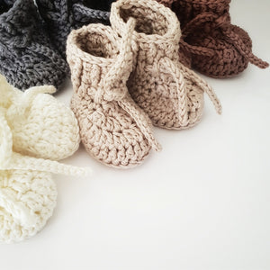 pairs-of-baby-booties