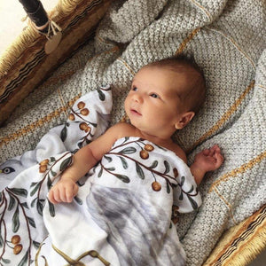 baby-boy-lying-in-bassinet-covered-in-blankets
