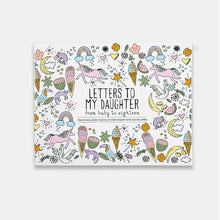 Load image into Gallery viewer, letters-to-my-daughter-keepsake-book