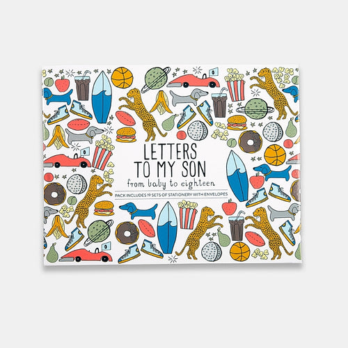 letters-to-my-son-keepsake-book