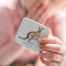 Load image into Gallery viewer, kangaroo-illustrated-card