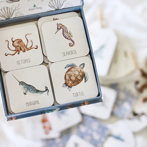 box-of-ocean-creatures-memory-cards