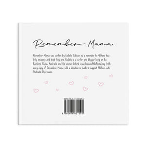 Remember Mama-A Book to Inspire Mums
