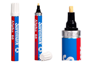 paint marker pen with valve control
