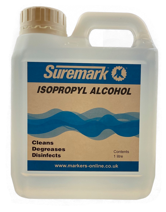 Isopropyl alcohol 1litre 99.9%