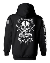 Load image into Gallery viewer, Blue Collar Brigade XX - Hoodie
