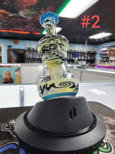 Puffco Peak Seer Glass Top
