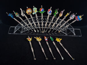 Steel Character Dabber Tools