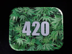 Rolling Trays Large