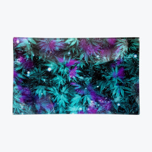 Shatter Proof Glass Rolling Tray