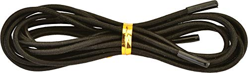 "Elastic Shoelaces, 32"" Length Stretchable Shoelaces, One Pair, Black or White"