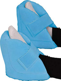 Nova Heel Protectors & Cushion Pillow, Super Soft Ankle, Heel & Foot Pillow, One Pair