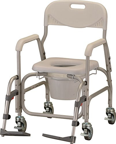 Deluxe Shower Chair and Commode (8801)