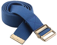 NOVA Gait Belt, Transfer Belt with Adjustable Locking Metal Buckle, 52 & 72 Inch Length Options