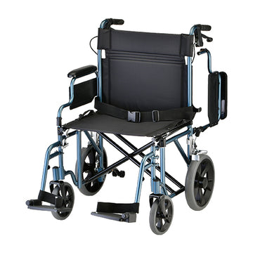 "22"" Transport Chair with 12″ Rear Wheels (332)"