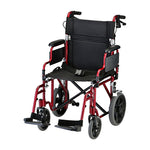 "19"" Transport Chair with 12″ Rear Wheels (352)"