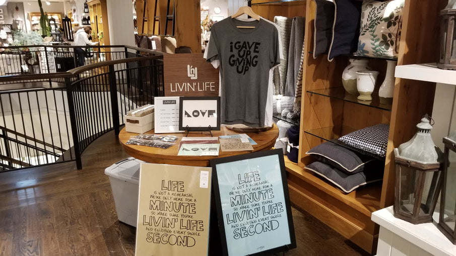 Pottery Barn (Lenox Square Mall) Pop-up Shop