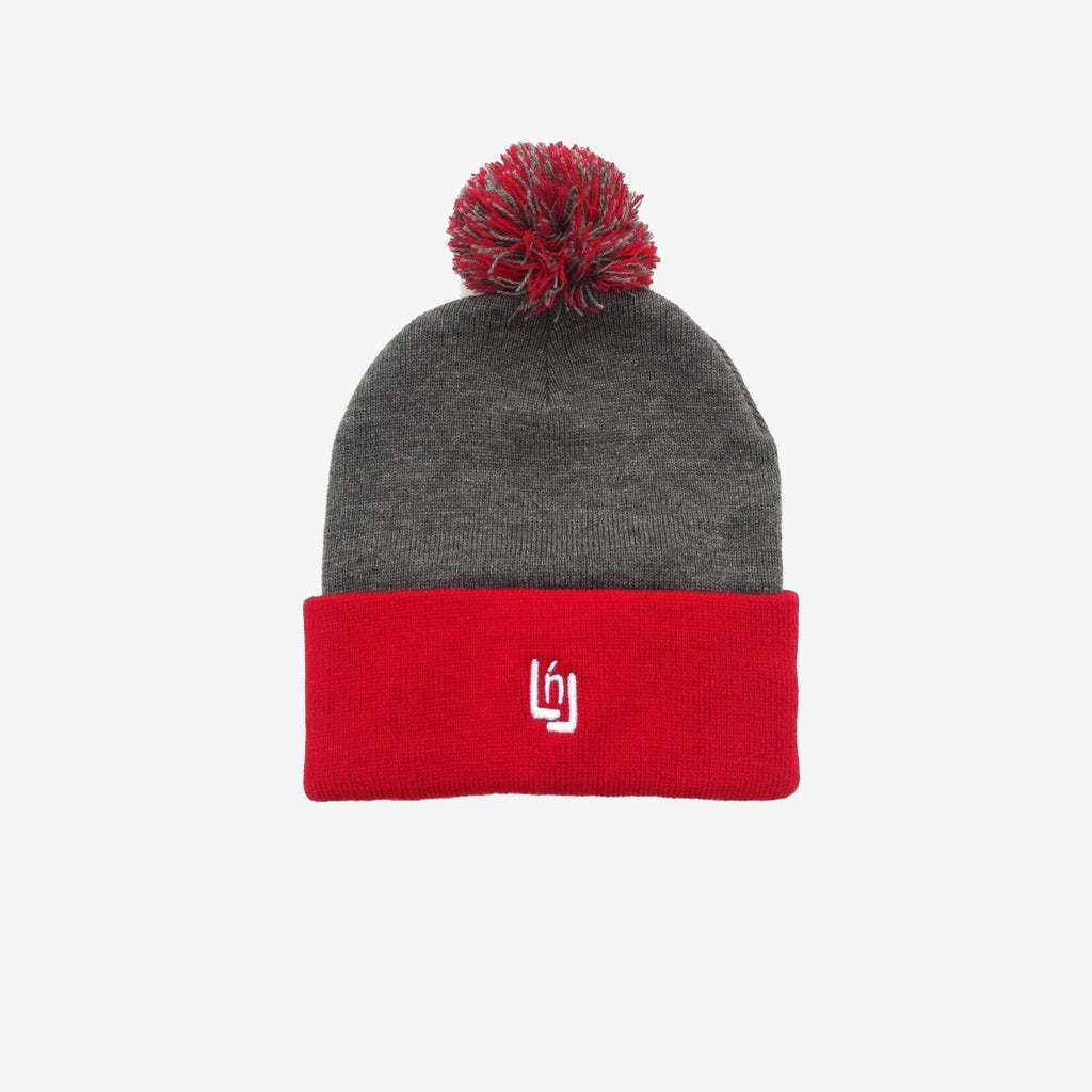 LnL Knit Beanie Red