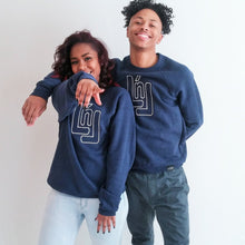 Embroidered LnL Logo Crewneck