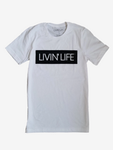 Load image into Gallery viewer, Box Signature Tee (White)