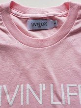 Load image into Gallery viewer, Kids' Signature Tee (Pink)