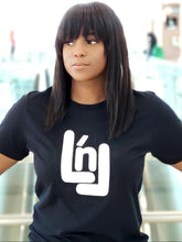 Load image into Gallery viewer, LnL Logo Tee (Black)