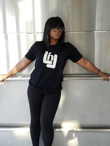 "Signature ""LnL"" Tee (Black/White)"