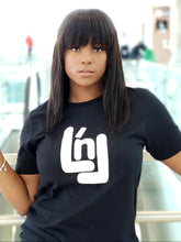 "Load image into Gallery viewer, Signature ""LnL"" T-Shirt (Black)"