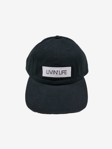 Signature Patch Hat (Black)