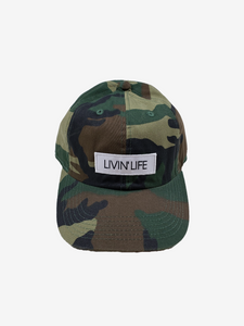 Signature Patch Hat (Camo)