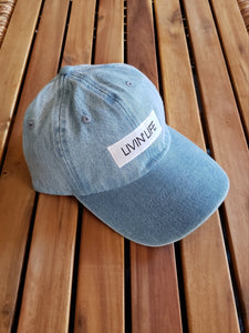 Signature Patch Hat (Denim)