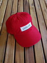 Load image into Gallery viewer, Signature Patch Hat (Red)