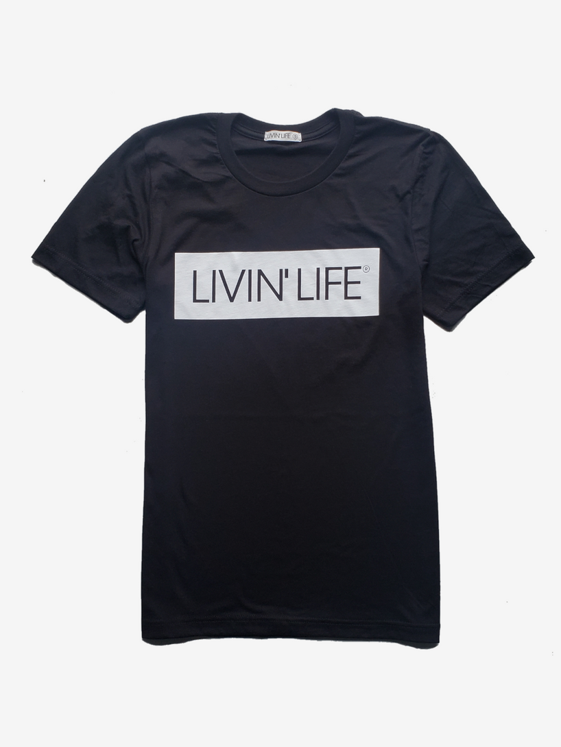 Signature Tee (Black/White)