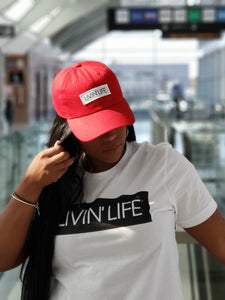 Signature Patch Hat (Red)