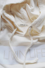 Load image into Gallery viewer, LIVIN' LIFE® Signature Hoodie (Bone/White)