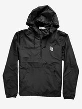 Load image into Gallery viewer, LnL Lightweight Anorak (Black)