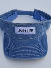 Load image into Gallery viewer, Signature Patch Visor (Denim)