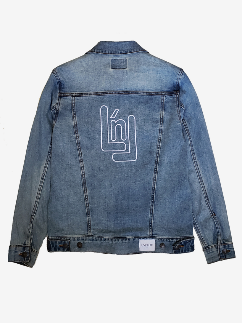 LnL Stretch Denim Jacket