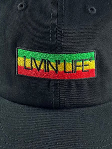 """IRIE"" Signature Hat (Black)"
