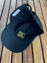 "Load image into Gallery viewer, ""I Gave Up Giving Up®"" Hat (Black/Yellow)"
