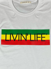 "Load image into Gallery viewer, ""IRIE"" Signature Tee (White)"