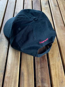 """I Gave Up Giving Up®"" Hat (Black/Red)"