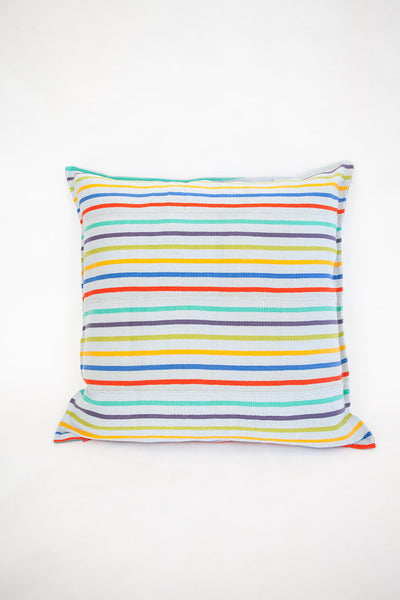Leah Rosenberg + Petel Striped Pillow