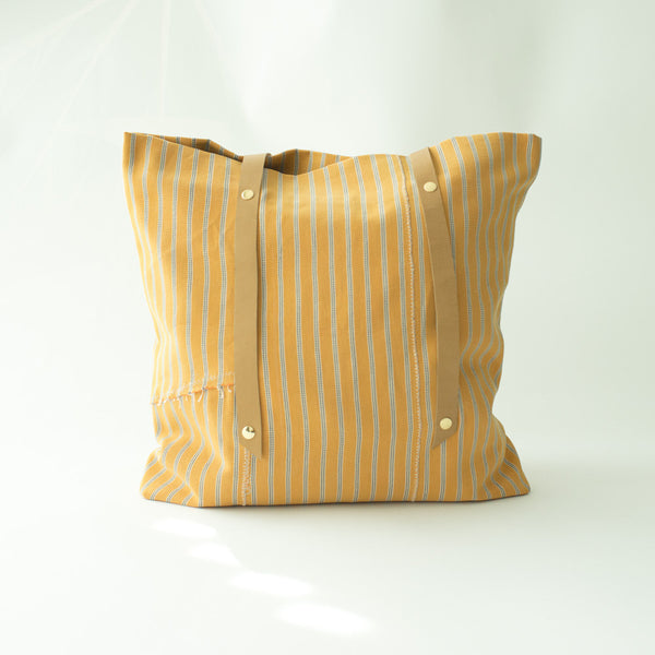 Petel Tote - Yellow