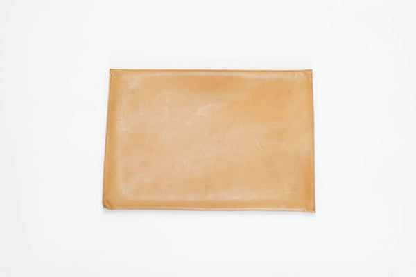 Supple French Leather Laptop Case